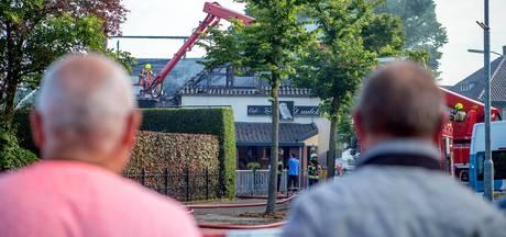 Cafébrand Ewijk: 'alle scenario's nog open'