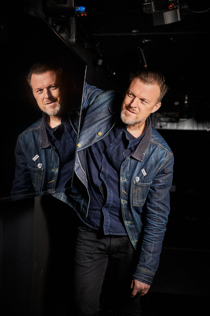 Marcel Haug van Comedy Club Haug: ,,Ik heb geen dag spijt gehad van de keuzes die ik gemaakt heb.''