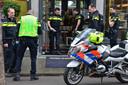 Overval op juwelier in Breda, politie aanwezig