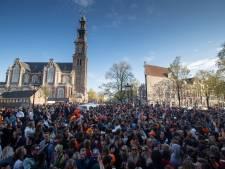 Teruglezen Koningsdag 2021 | 50 aanhoudingen, drie agenten lichtgewond in Amsterdam