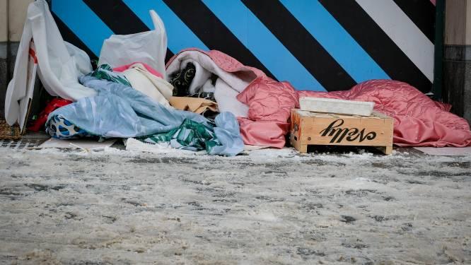 Opnieuw extra opvang voor daklozen vanwege nachtvorst