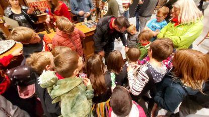Hopmuseum even betoverd op Halloween