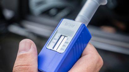 11 rijbewijzen ingetrokken tijdens nachtelijke verkeerscontroles