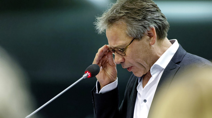 Gedeputeerde Rik Grashoff (GroenLinks)