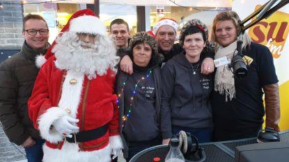 Zonder Honger Naar Bed Ninove zamelt 112 dozen met spullen in voor minderbedeelden tijdens adventsactie