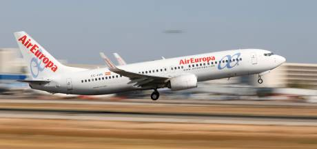 Air Europa neemt piloot die stagiair kapingscode liet zien niets kwalijk