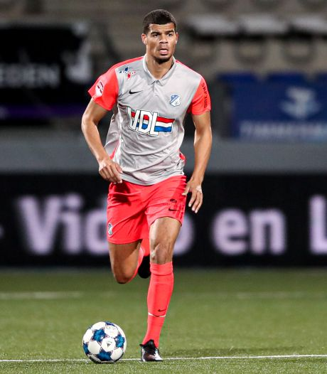 Schorsing blijft staan: FC Eindhoven-verdediger Amevor mist Almere City