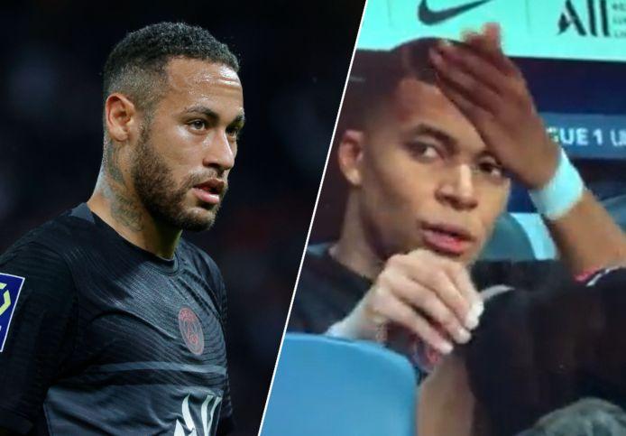 Neymar en Mbappé: de ego's clashen.