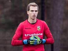 Vitesse: Houwen in de goal na blessure Pasveer