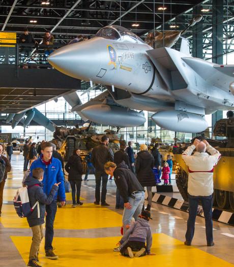 'Dorp Soesterberg profiteert niet van Nationaal Militair Museum'