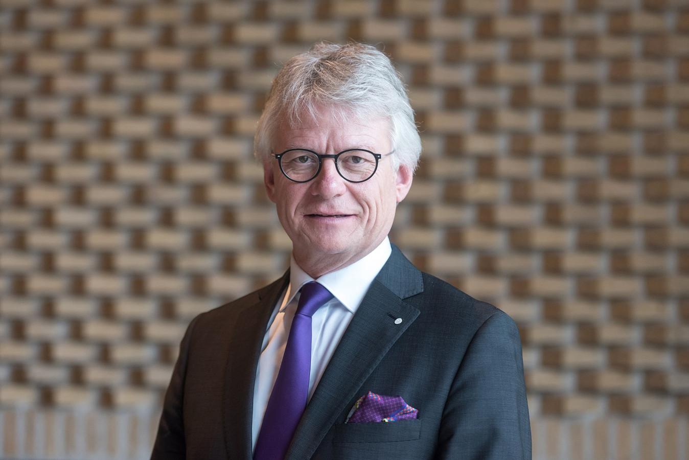 John Berends, commissaris van de Koning in Gelderland.