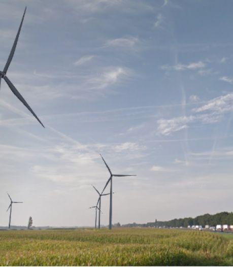 Zeven windmolens, en misschien zelfs tien, van 250 meter hoog langs de A28 bij Ermelo en Putten