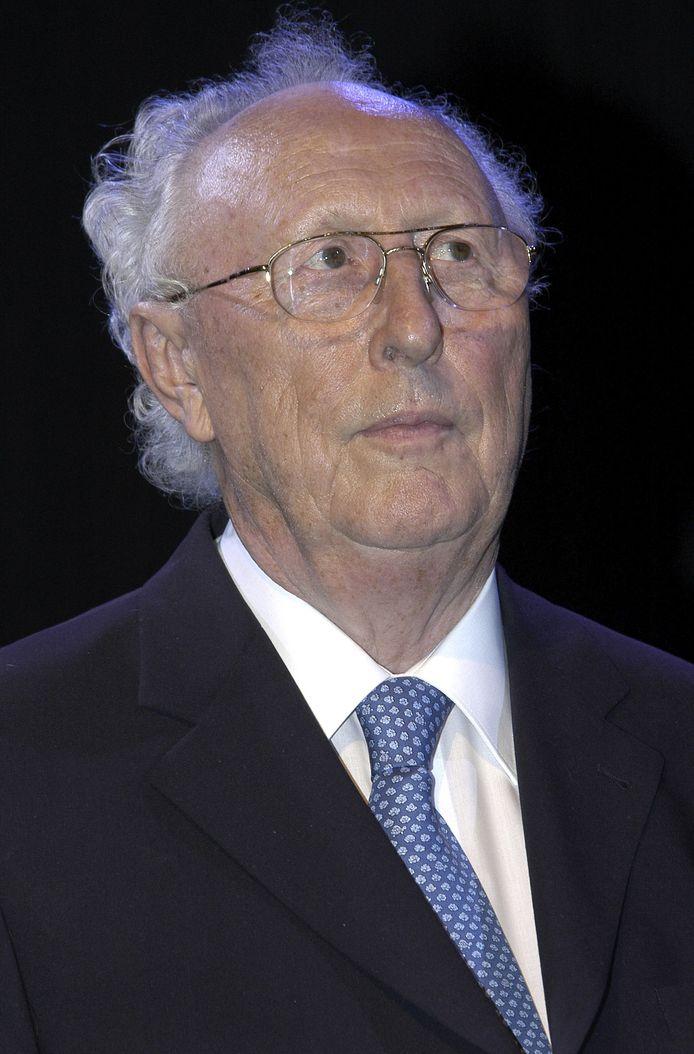 Joseph Houssa, en 2005