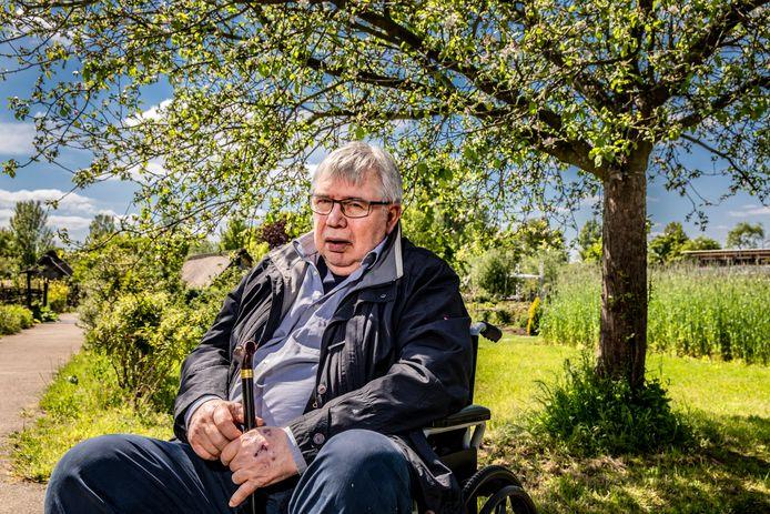 Het leven van toxicoloog Henk Tennekes uit Zutphen is dinsdag geëindigd: ,,Door vast te houden aan je voornemens, kun je grote problemen overwinnen.''