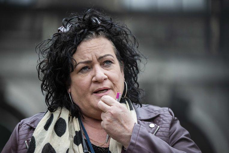 Caroline van der Plas: 'Ik ben zonder ingewikkelde studie in de Tweede Kamer gekomen.' Beeld ANP