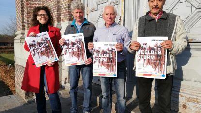 Sint-Laureins lanceert dit weekend 'Sente Swingt' en Beeldenstorm