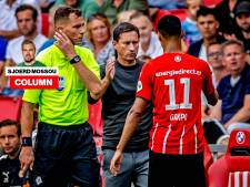 Column Sjoerd Mossou | Sinds Romário waren de spelers van PSV nog nooit zo moe als nu
