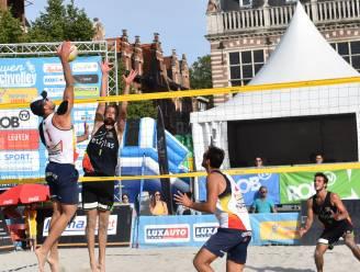 Opnieuw Leuven Beach op Ladeuzeplein deze zomer