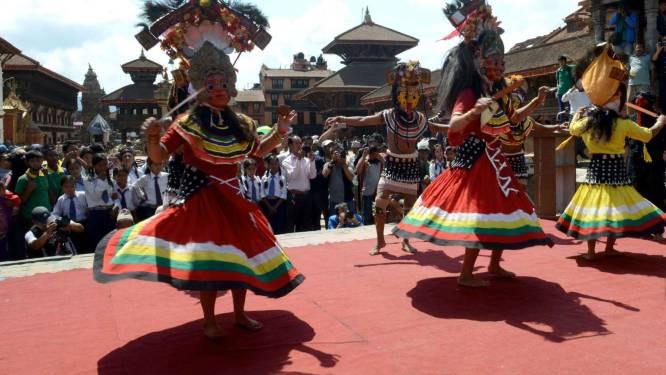 Nepal heropent historische site van Kathmandu, maar twijfels over veiligheid