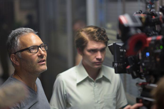 """Hans Herbots regisseerde vier van de acht afleveringen van de serie. """"Ik ben enorm trots op het eindproduct."""""""