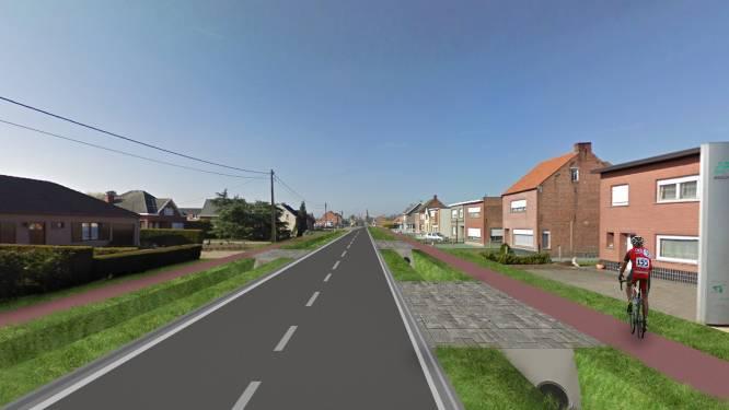 Omgevingsvergunning voor fietspaden N10 aangevraagd: infosessie op 22 juni