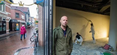 Noordelijke kant binnenstad  Apeldoorn heeft weer schwung