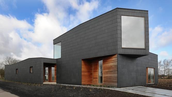 Moeilijk te geloven, maar dit moderne huis staat er al sinds 1912