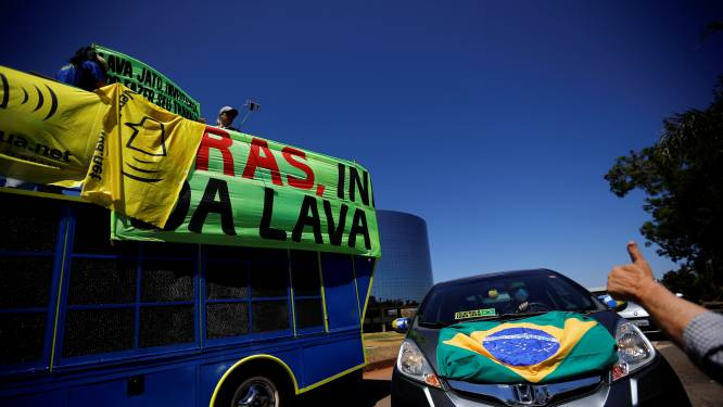 Brazilië ontbindt prominente anti-corruptie-eenheid