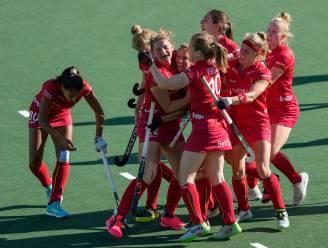 Strafcorner van Stephanie Vanden Borre redt de Panthers: duel tegen Nederland in halve finales
