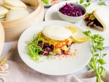 Wat Eten We Vandaag: Bao buns met vegetarische rendang