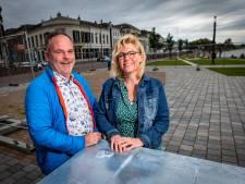 Lisa en Hans kunnen op Zutphense IJsselkade eindelijk hun nieuwe restaurant neerzetten: 'We hebben nooit gewanhoopt'