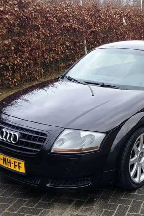 Kracht van sociale media: Audi TT gevonden