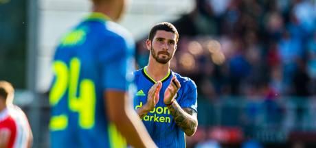 Is het zondag bij Feyenoord eindelijk tijd voor Senesi?