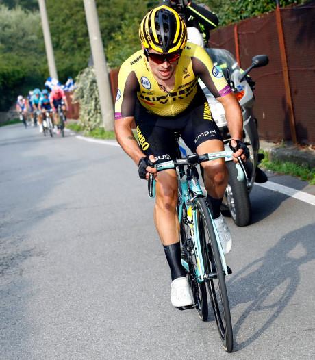 Successeur d'Alaphilippe, Primoz Roglic terminera l'année en numéro 1 mondial