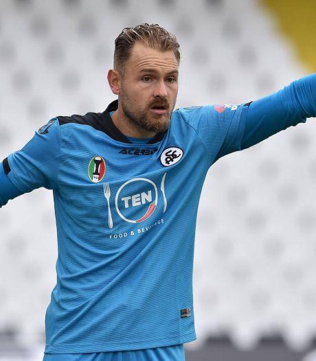 Jeroen Zoet staat komend weekend weer onder de lat en maakt een nieuwe start in de Serie A