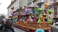 Carnavalsstoet rijdt voor 44ste keer uit