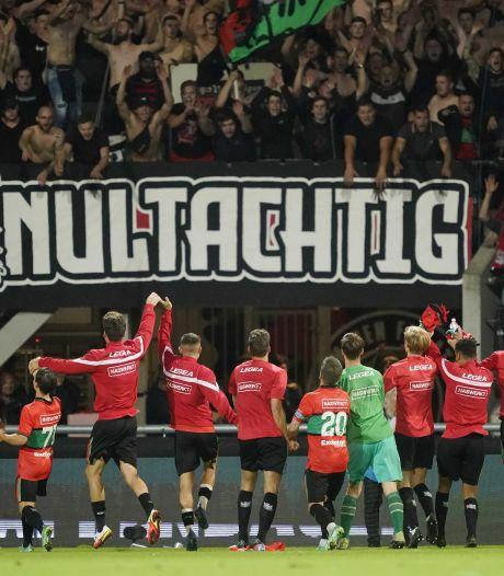 NEC-Vitesse binnen vijf minuten uitverkocht; fans staan uren in de rij voor een kaartje