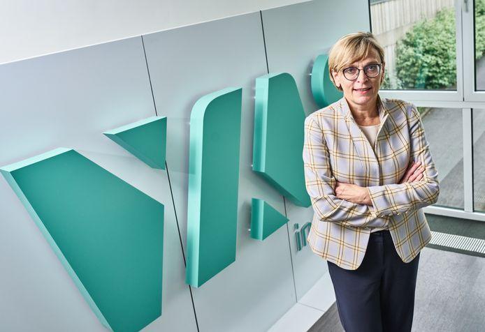 Karin Genoe, topvrouw bij verkeersinstituut Vias.
