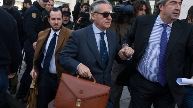 Spaanse schandaalbankier dood gevonden met schotwond in borst