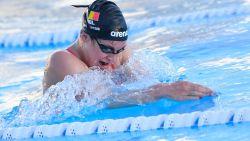 Fanny Lecluyse en Emmanuel Vanluchene verdedigen Belgische eer op WK zwemmen kortebaan