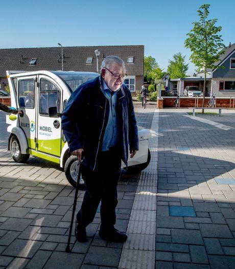 Buurtvervoer groeit in Beuningen explosief en krijgt er elektrische auto's bij: 'Er waren wachttijden'