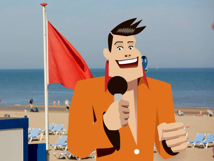Wat betekenen de vlaggen op het strand? Speel de quiz!