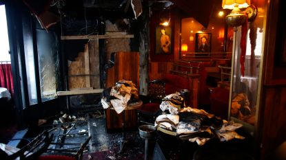 """Brand in beroemd Parijs restaurant la Rotonde: """"Vermoedelijk kwaad opzet"""""""