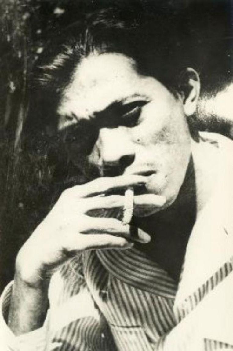 De Indonesische dichter Chairil Anwar (1922-1949). Beeld Imageselect