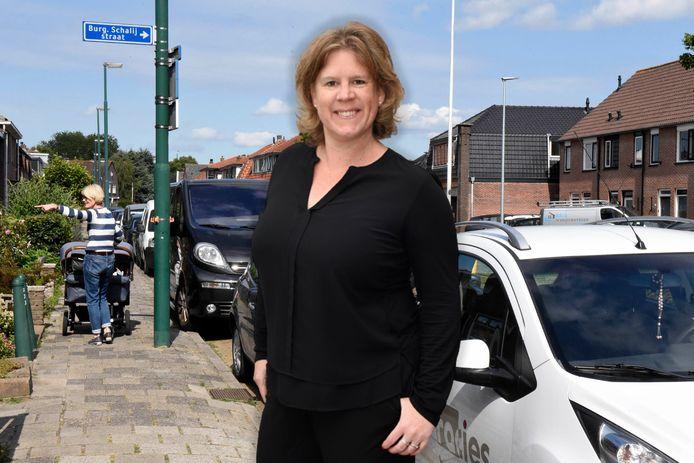 Columnist Daniëlle Pels schrijft over het parkeerbeleid in Woerden.