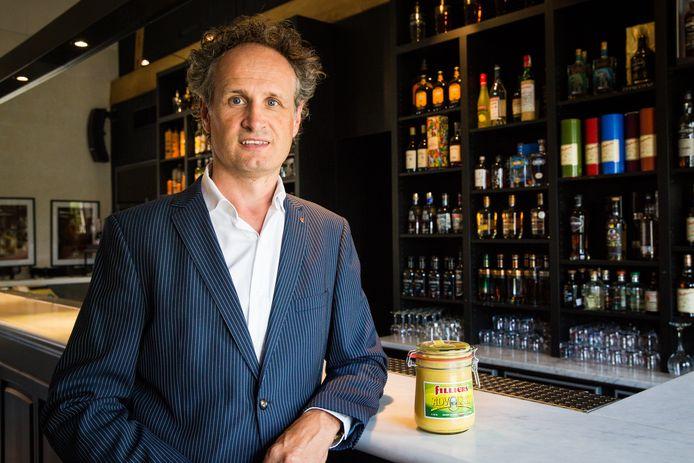 CEO Bart Cnudde van Filliers