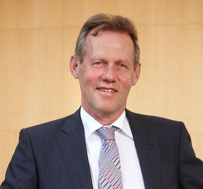 René Mascini, directeur van Woonpartners Midden-Holland