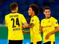 Victoire facile pour Dortmund avec Meunier et Witsel