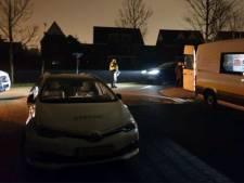 Nieuwbouwwijk in Rhoon al uren in het donker
