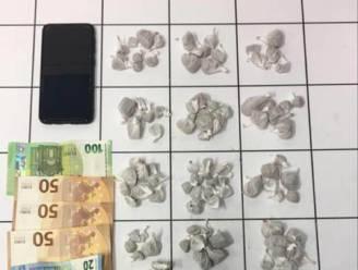 Drugdealer betrapt met 200 gram heroïne